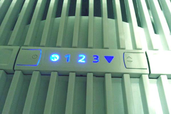 Панель управления увлажнителем воздуха Venta LW24